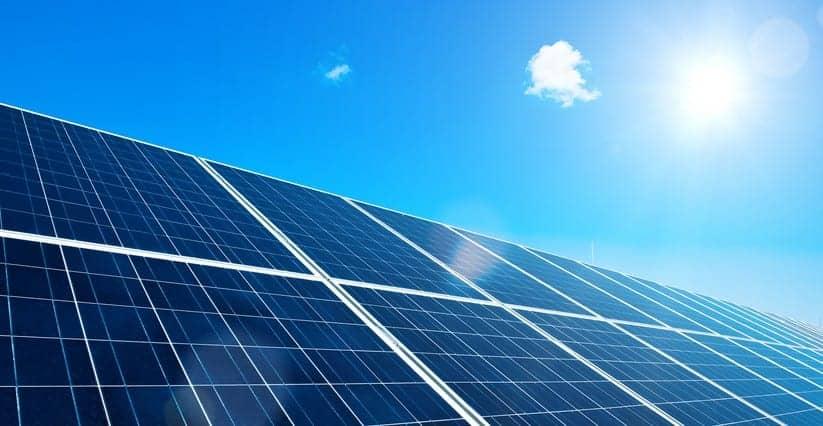 Panneaux photovoltaiques cc
